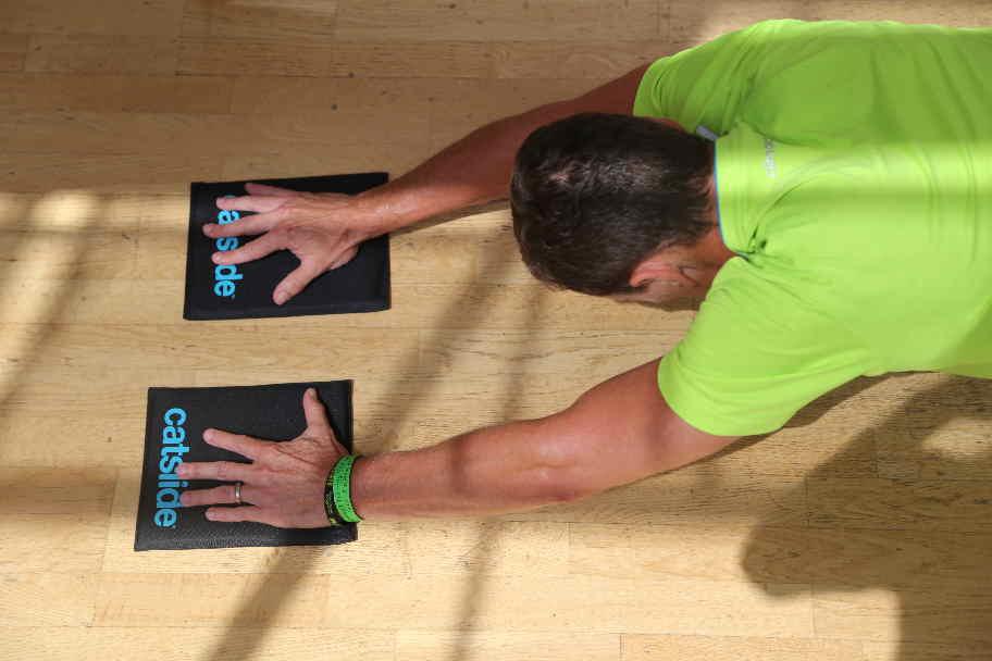 catslide-trening